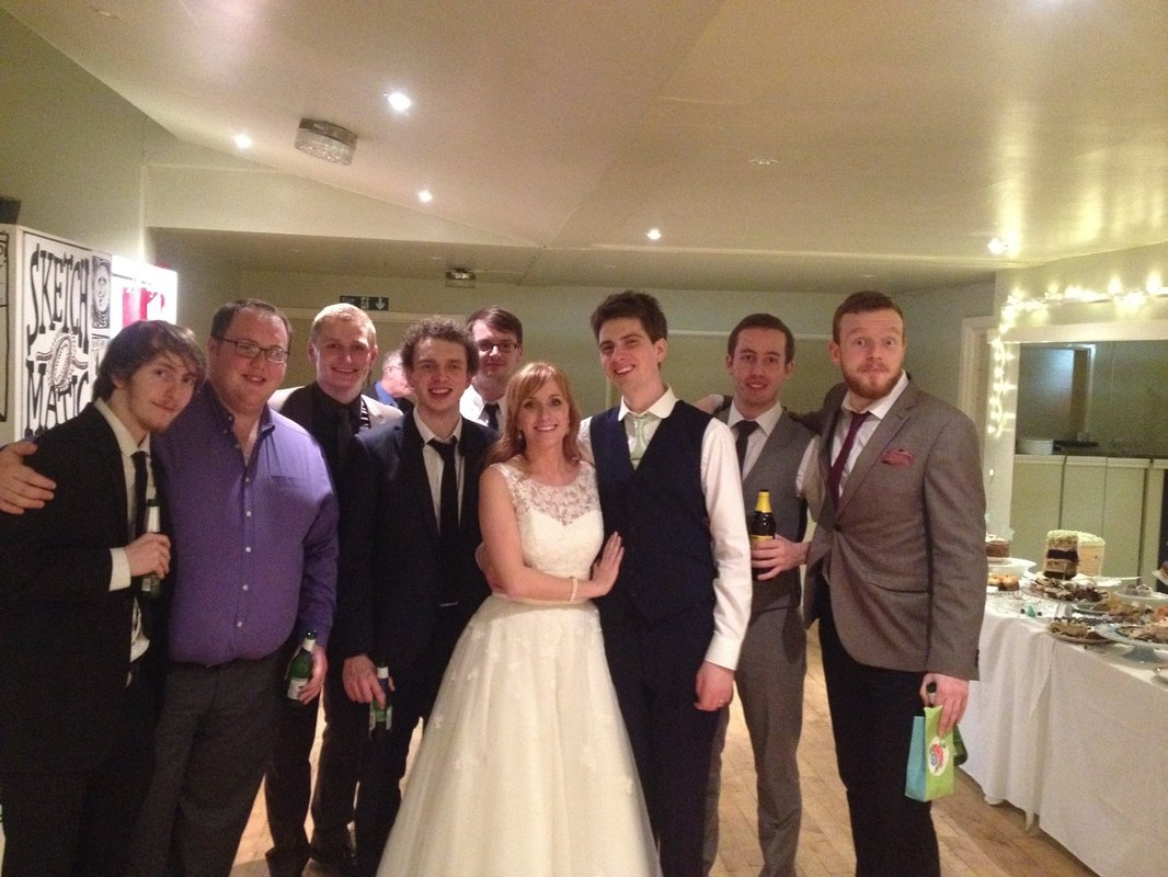 Jukebox Band Manchester The Bowden Rooms Cinnamon Club Wedding Venue