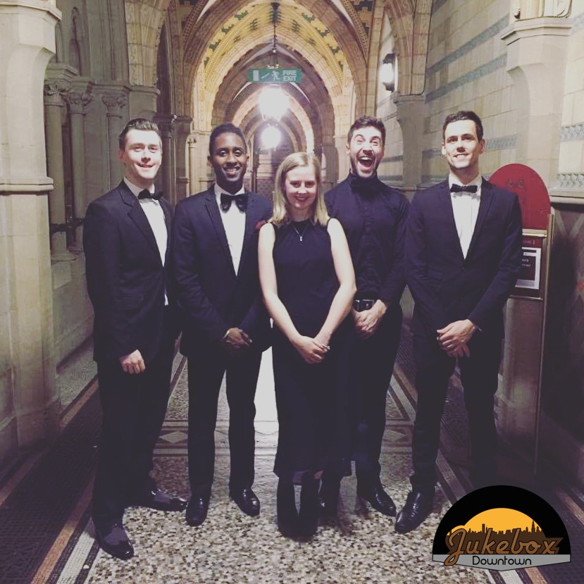 Jukebox Band Manchester Town Hall Wedding Venue Post Gig