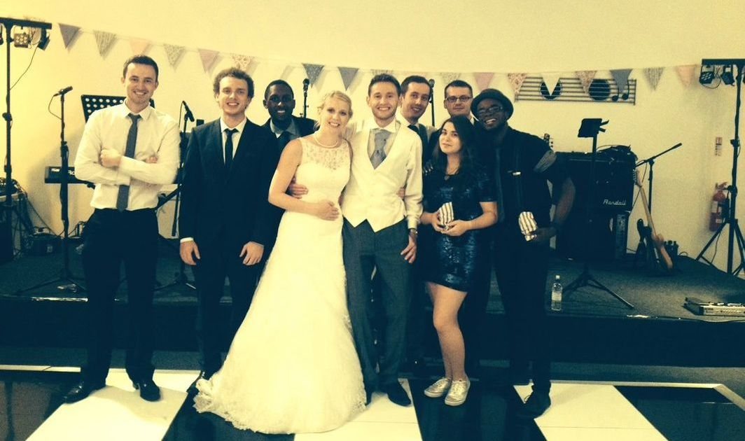 Jukebox Band Cheshire Manley Mere Wedding Venue