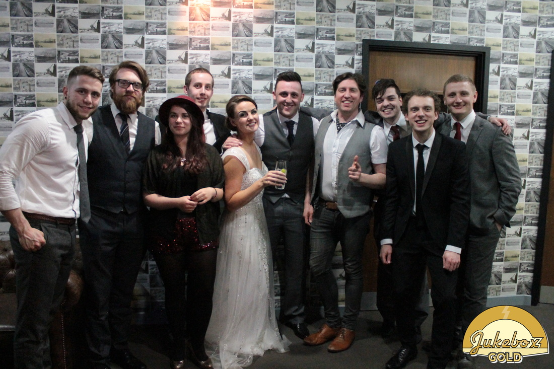 Jukebox Wedding Hire Band