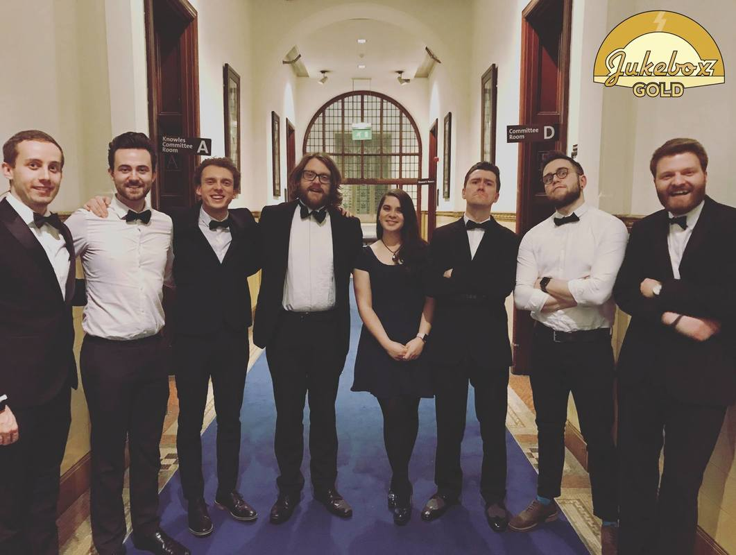 Jukebox_Gold_Wedding_Band_Manchester_Christies_Bistro_Whitworth_Hall_University_Of_Manchester_Logo