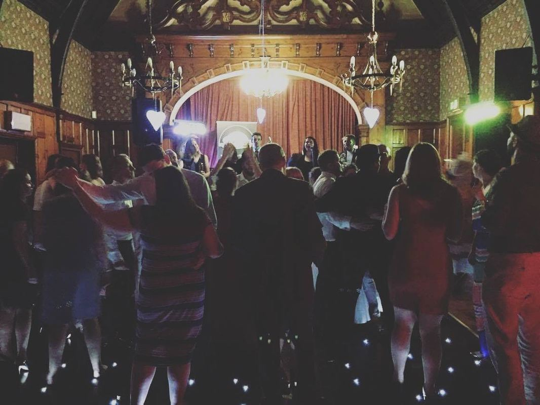 Jukebox X Worsley Court House Manchester Wedding Band Venue